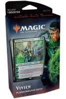 Magic: The Gathering: Core Set 2020. Planeswalker Deck. Vivien, Nature's Avenger