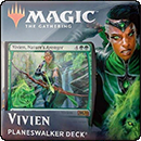 Magic: The Gathering: Core Set 2020. Planeswalker Deck. Vivien, Nature's Avenger