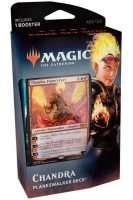 Magic: The Gathering: Core Set 2020. Planeswalker Deck. Chandra, Flame's Fury