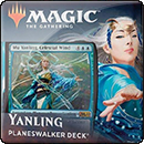 Magic: The Gathering: Core Set 2020. Planeswalker Deck. Mu Yanling, Celestial Wind