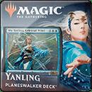 Magic: The Gathering: Core Set 2020. Planeswalker Deck. Mu Yanling, Celestial Wind