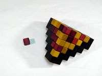 Настольная игра - Абстрактная игра Inside (Инсайд)