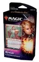 Magic: The Gathering: Throne of Eldraine. Planeswalker Deck. Rowan, Fearless Sparkmage