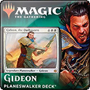 Magic: The Gathering: War of the Spark. Planeswalker Deck. Gideon, the Oathsworn