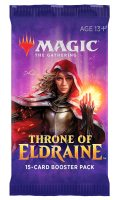 Magic: The Gathering. Throne of Eldraine: Booster EN