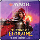Magic: The Gathering. Throne of Eldraine: Booster EN