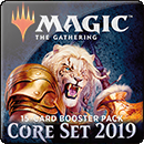 Magic: The Gathering: Core Set 2019. Booster