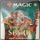 Magic: The Gathering: War of the Spark. White Theme Booster