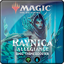 Magic: The Gathering: Ravnica Allegiance: Simic Theme Booster