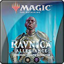 Magic: The Gathering: Ravnica Allegiance: Orzhov Theme Booster
