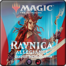 Magic: The Gathering: Ravnica Allegiance: Rakdos Theme Booster