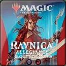 Magic: The Gathering: Ravnica Allegiance: Rakdos Theme Booster