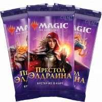Magic: The Gathering. Престол Елдраїна: Бустер RU
