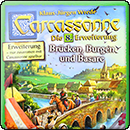 Carcassonne: Bridges, Castles and Bazaars (Каркассон: Мосты, замки и базары)