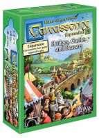 Carcassonne: Bridges, Castles and Bazaars