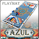 Azul Playmat