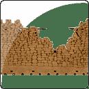 Разрушенная Стена Форта