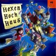 Настольная Игра HexeHochHause (Домик ведьм)
