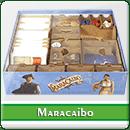 Органайзер для настольной игры Maracaibo