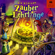 Настольная Игра Маленькие ученики чародея (Die kleinen Zauber Lehrlinge)