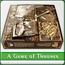 Органайзер для настольной игры Game of Thrones + Mother of Dragons