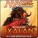 Magic: The Gathering: Rivals of Ixalan. Booster