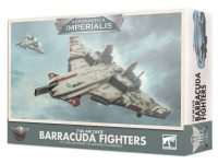 Aeronautica Imperialis: T'au Air Caste – Barracuda Fighters