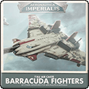 Aeronautica Imperialis: T'au Air Caste – Barracuda Fighters