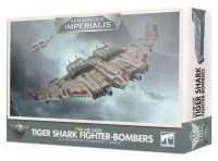 Aeronautica Imperialis: T'au Air Caste – Tiger Shark Fighter-Bombers