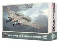 Aeronautica Imperialis: T'au Air Caste – Tiger Shark AX-1-0 Fighter-Bombers