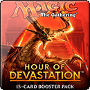 Magic: The Gathering: Hour of Devastation. Booster