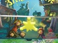 Настольная игра - Таинственная звездочка (Die Sternschnuppe)