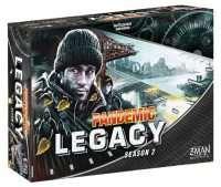 Pandemic: Legacy. Season 2 (Black Edition)