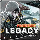 Pandemic: Legacy. Season 2 (Black Edition)