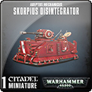 Warhammer 40000. Adeptus Mechanicus: Skorpius Disintegrator