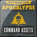 Warhammer 40000. Apocalypse Command Assets