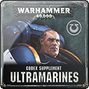 Warhammer 40000. Codex Supplement: Ultramarines (Hardback)