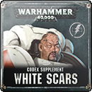 Warhammer 40000. Codex Supplement: White Scars (Hardback)