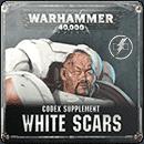 Warhammer 40000. Codex Supplement: White Scars (Hardback)