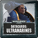 Warhammer 40000. Datacards: Ultramarines