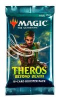 Magic: The Gathering. Theros Beyond Death: Booster