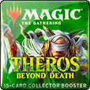 Magic: The Gathering. Theros Beyond Death: Collector Booster