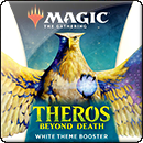 Magic: The Gathering. Theros Beyond Death White Theme Booster