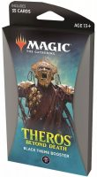 Magic: The Gathering. Theros Beyond Death Black Theme Booster