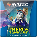 Magic: The Gathering. Theros Beyond Death Blue Theme Booster