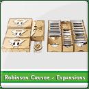Органайзер для настольной игры Robinson Crusoe + Expansions