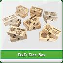 Коробка для кубиков D&D