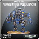 Warhammer 40000. Space Marines: Primaris Invictor Tactical Warsuit