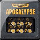 Warhammer 40000. Apocalypse Dice