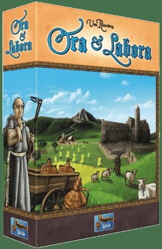 Настольная Игра Ora et Labora (Молись и трудись)